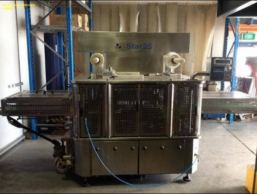 CFS Star 2S Tray Sealing machine