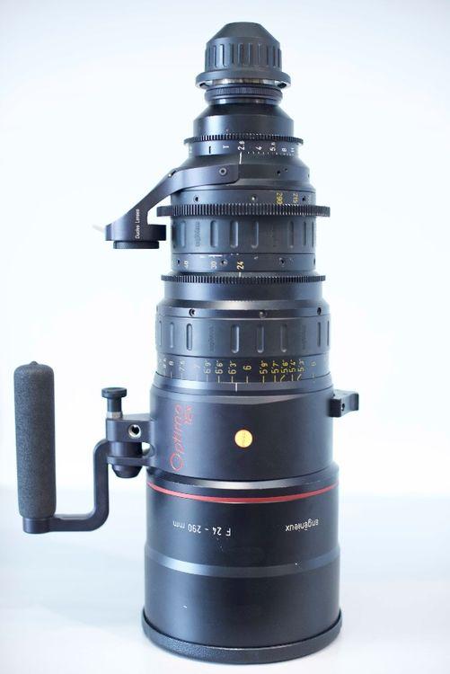 Angenieux Optimo 24-290mm lens
