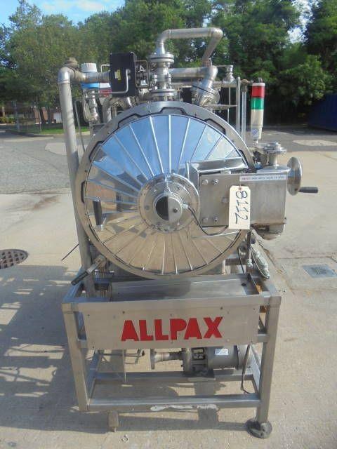 Others Pilot Plant/Lab Horizontal Autoclave/Sterilizer/Retort