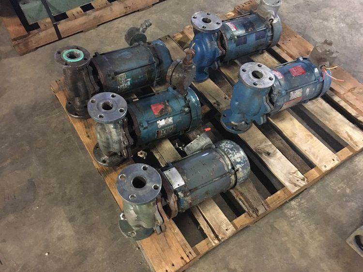 5  Deanline Pump-head RDL-150-5A.
