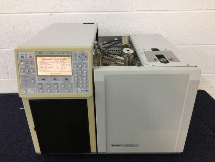 Varian CP3800/3380 Gas Chromatograph