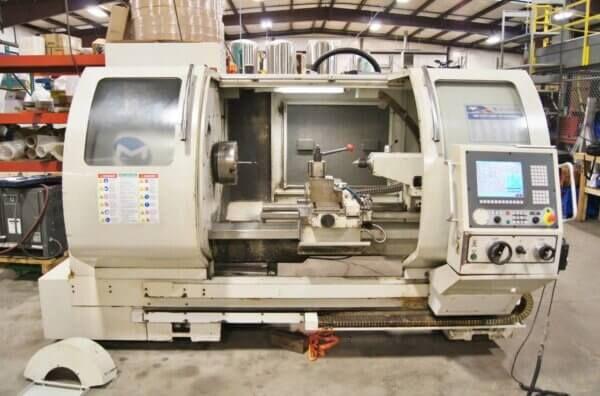 Milltronics CENTURION 7 CNC CONTROL 1600 rpm ML26 2 Axis
