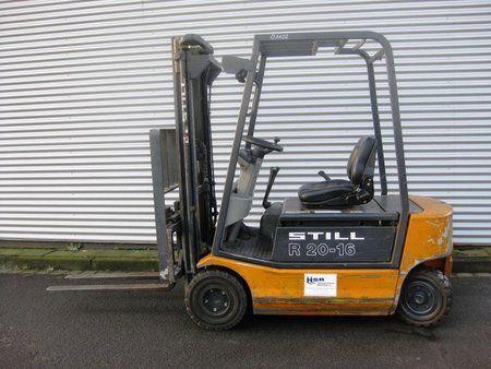 Still R20-16P 1600 kg