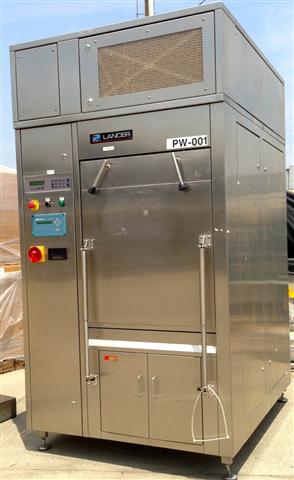 Lancer 1600 PCM Washer