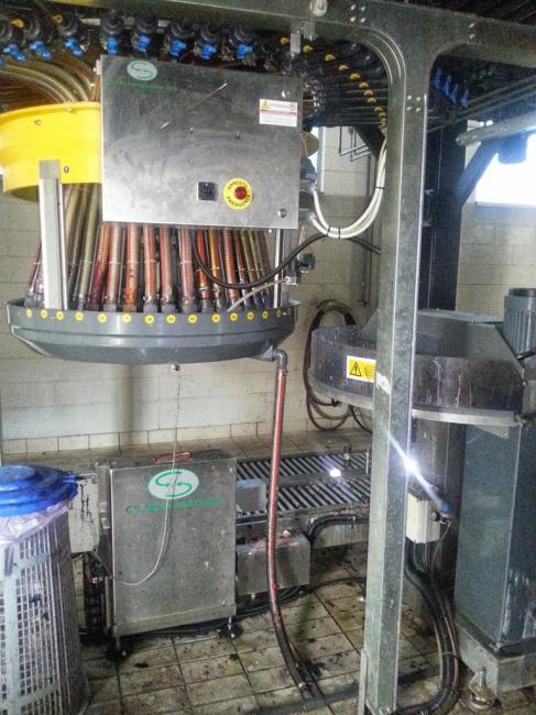 CIR CS Automazione Automatic dosing system