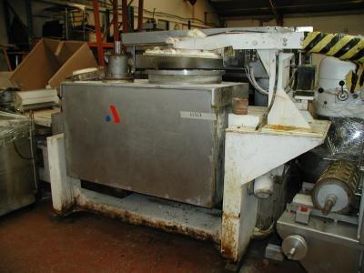 APV 128 High Speed Mixer