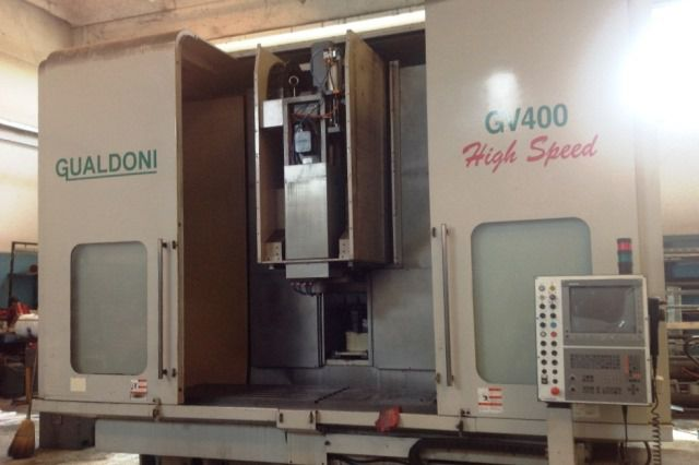 Gualdoni GV 400 HS 3 Axis