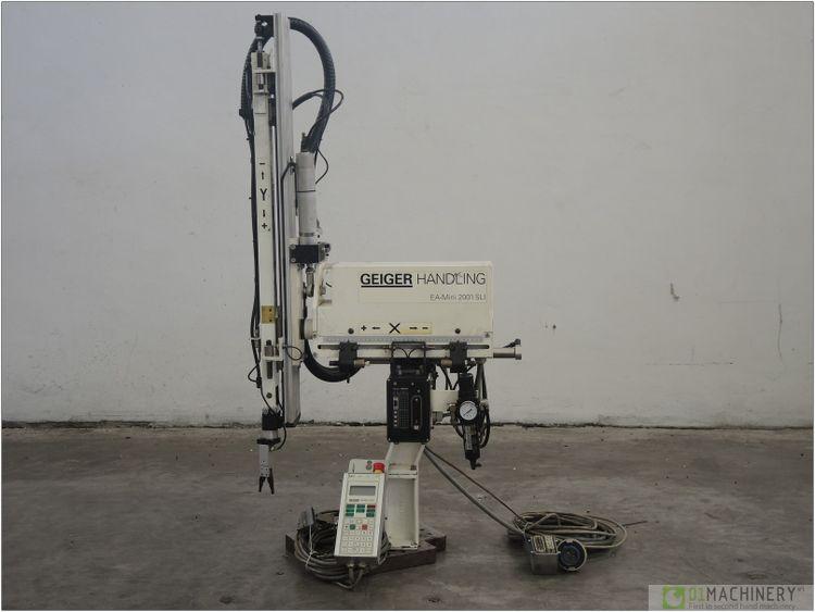 Geiger EA MINI 2001 / 700 SLI 4,2