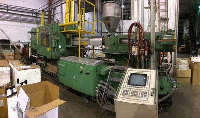Van Dorn 450RS-75FVV 450 Ton
