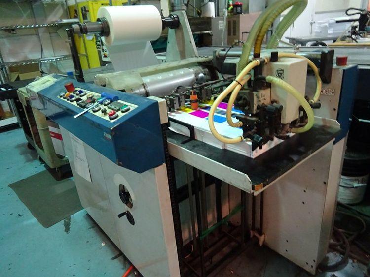 GBC ORBIT 2000 Single sided film laminator
