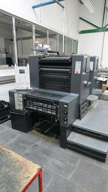 Heidelberg PM 74-2 Eco-Color, Printing Machine