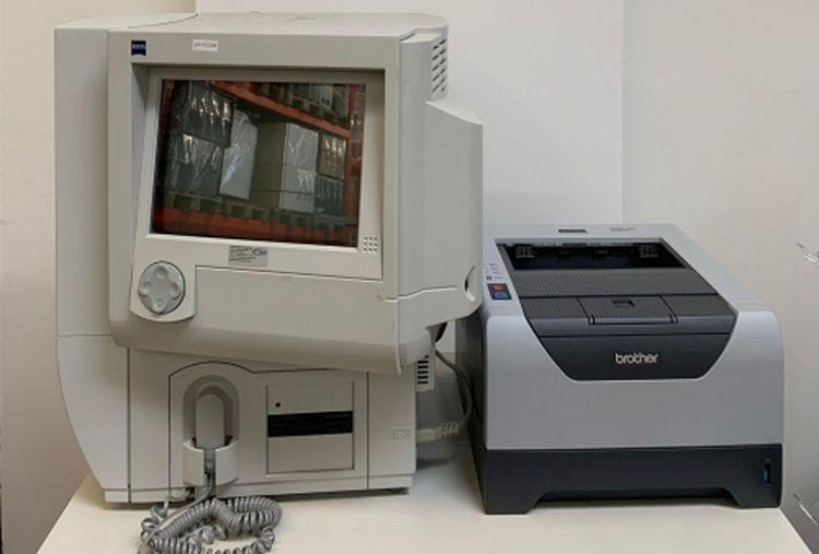 Humphrey, ZEISS HFA 740i
