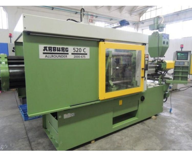 Arburg 520 C 2000-675 200 T