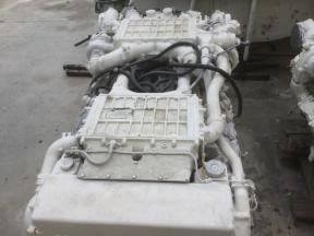 M A N 1550 HP 2842LE409 Marine Engine