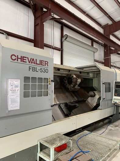 Chevalier CNC Control Variable FBL-530 2 Axis