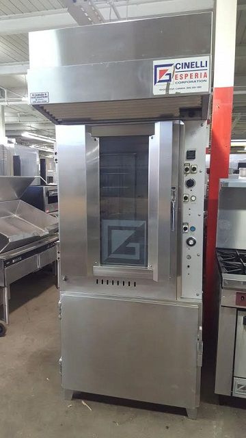 Cinelli Electric Half Rack Oven