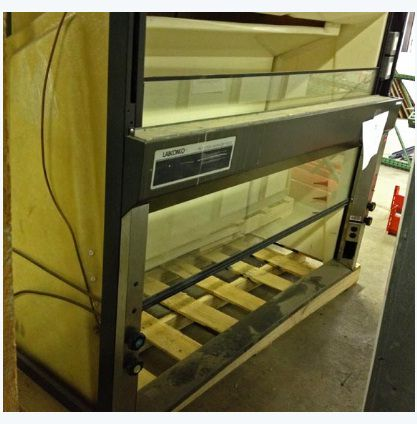 Labconco Benchtop Chemical Fume Hood Package