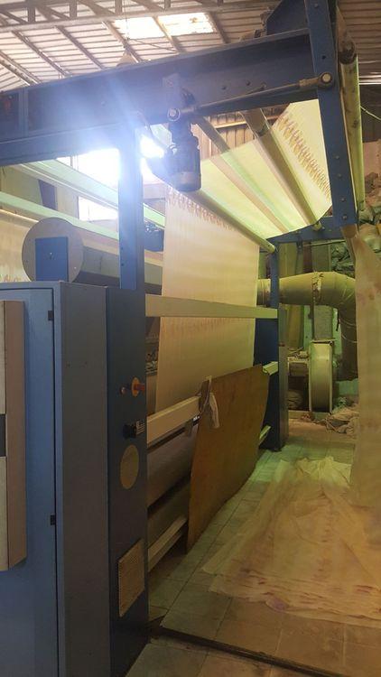 Vollenweider OPTIMA XS-3600 340 Cm Shearing machine