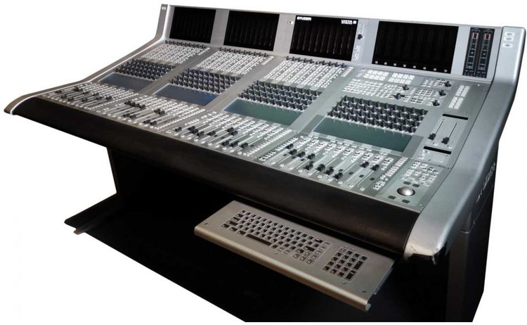 Vista Studer Live Production & Broadcast console