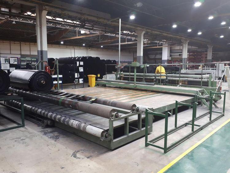 Etf cutting and winding unit, yoc: 1982, ww: 4.9 m