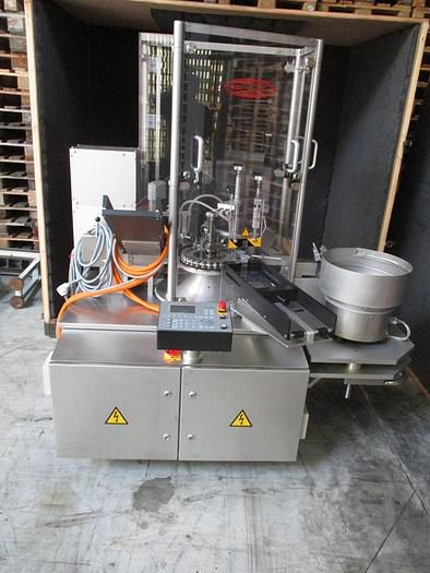Bausch & Stroebel AFV 1010 Liquid filling machine for ampoules AND vials