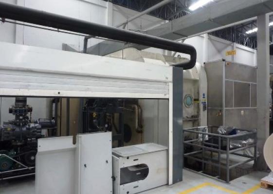 Bobst K4000, Metallizing Machines