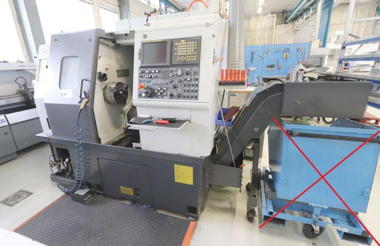 Nakamura Tome FANUC Series 21i-TB 6000 rpm SC-200 2 Axis