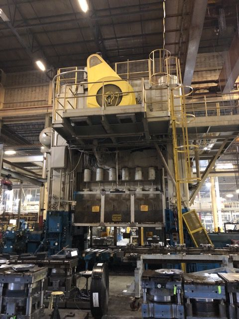 Verson TS2-3000-144-60T 3000 Ton