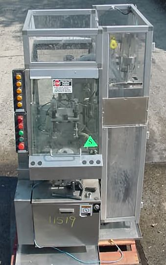 Kalix Remplissagf, Automatic Twin Piston Filler