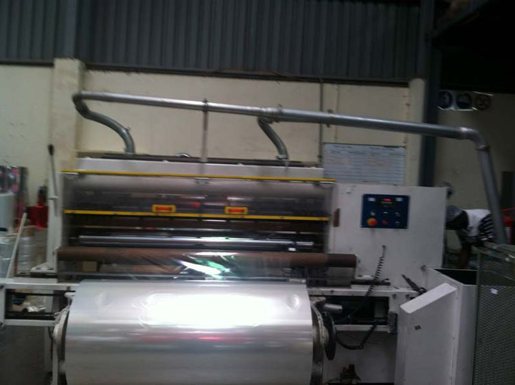 Ashe ONYX, Slitter rewinders 1600 mm