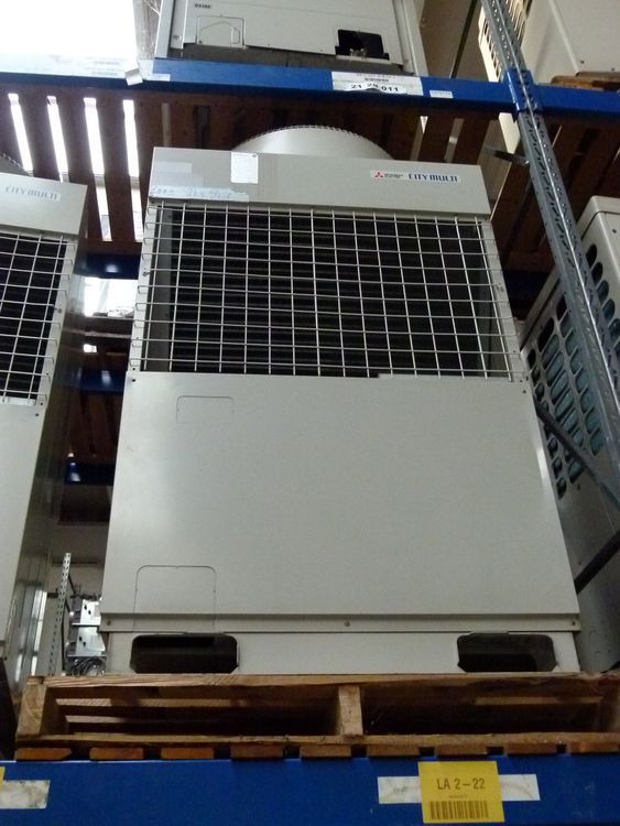 Mitsubishi Mitsubishi City Multi R410A PUY-P350YGM-A Cooling 40 kW 2007