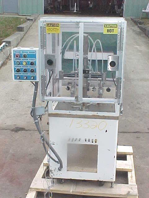 Filamatic H-730-CE-R2-3, Hot Pour Piston Filler