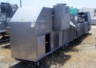Bevco 900R Washer, gripper/rinser