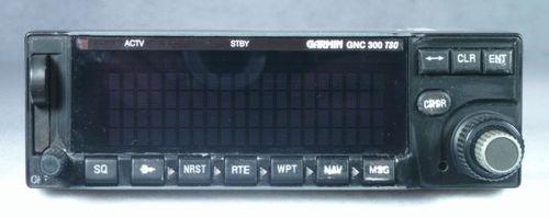 Garmin GNC-300 IFR-Approach GPS / COMM Transceiver