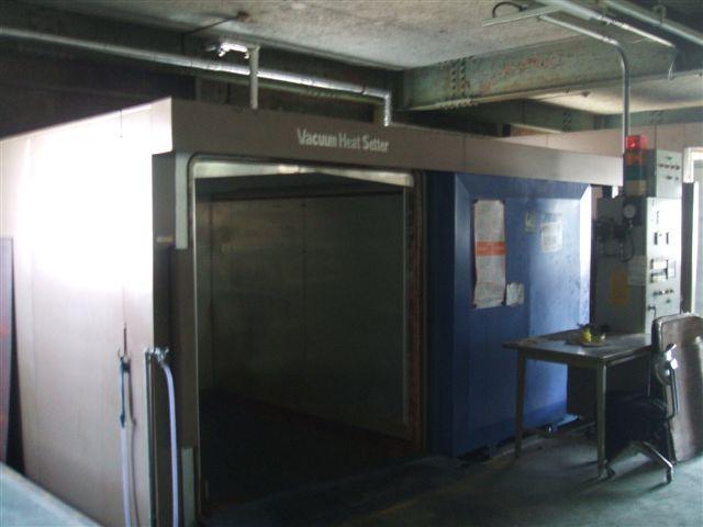 2 Others MAV-6, Vacuum Heat Setter