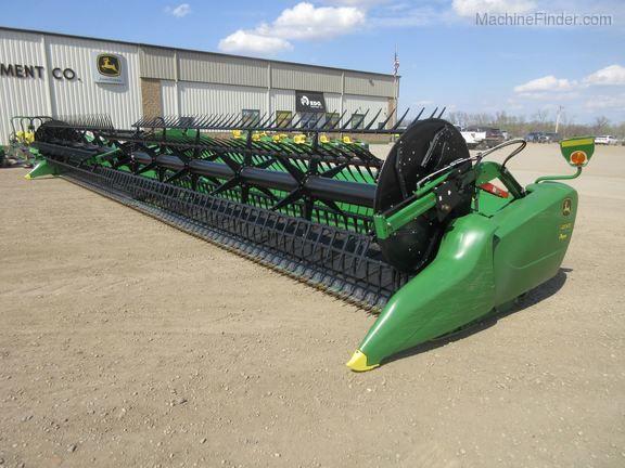 John Deere 645FD Combine Platforms