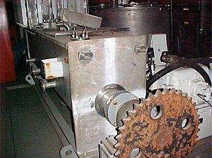 Bethlehem Corporation P1810JTB Paddle Type Dryer