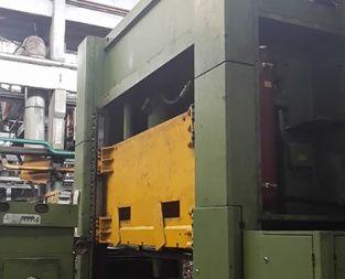 Wanzke HPV 250F 2500 kN