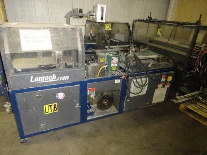 Lantech SW-2000, High Performance Shrink Wrapper