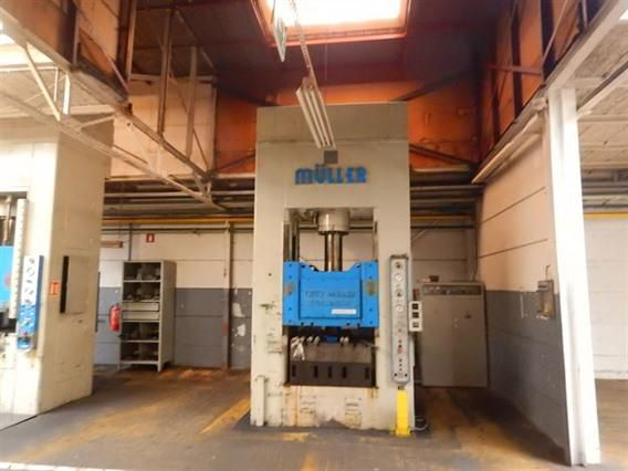 Muller ZE 160 ton