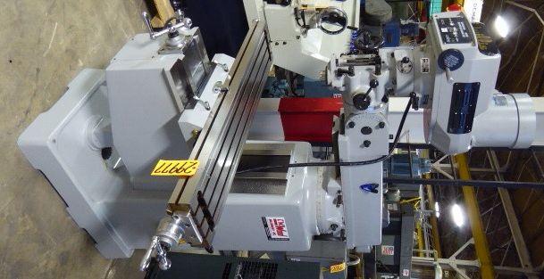 Willis 1050 VERTICAL MILLING MACHINE 4200 RPM
