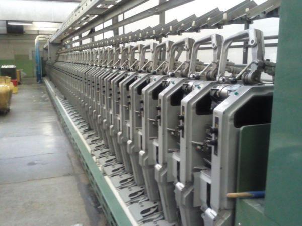 Muratec automatic winder 7-7 MACH-CONER