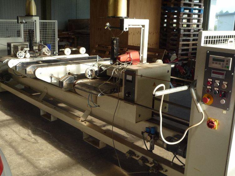Kuper EMZ-2M, Veneer gluing machine