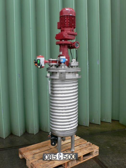 Montair 160 Ltr Reactor