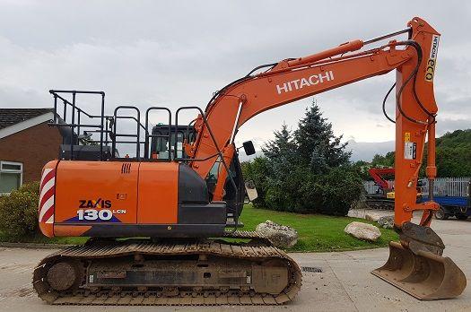 Hitachi ZAXIS 130LCN-6 Excavator