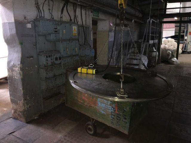 Brückner Centrifuge hydroextractor