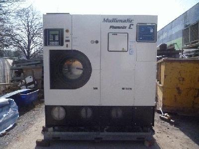Multimatic Phoenixc 320X2 Dry cleaning
