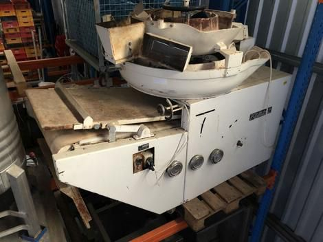 Kemper, W & P Rounder and moulder SU
