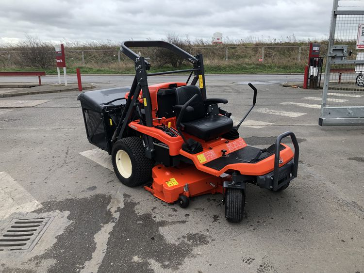 Kubota GZD21-HD Groundcare