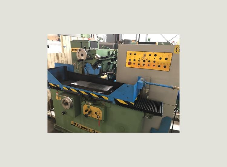 Ernault Somua grinding machine